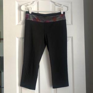 Victoria's Secret Knockout Capri Workout Pants